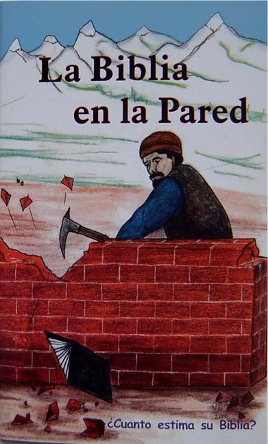 Libro - La Biblia en la pared