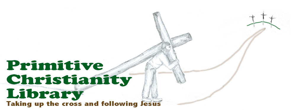 Logo of Primitive Christianity Library