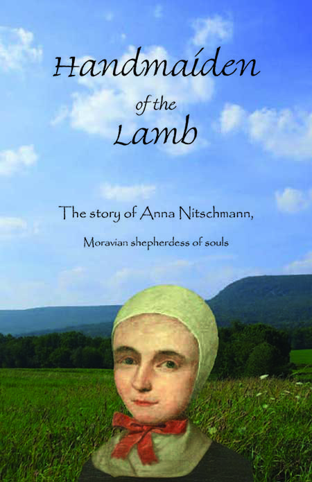 Cover for the biography of Anna Nitschmann