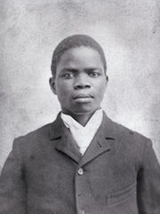 Samuel Kabú Morris, el joven africano ungido