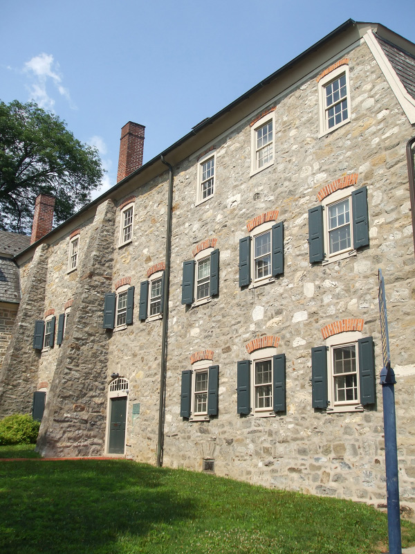 Sisters' house in Bethlehem Pennsylvania